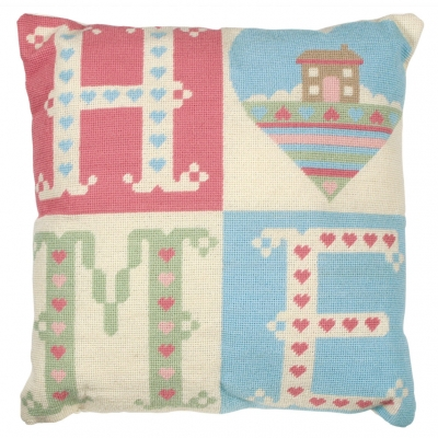 ANCHOR TAPESTRY PILLOW ALR38