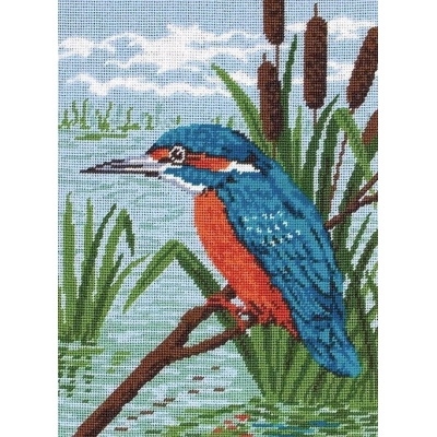 ANCHOR NEEDLEPOINT TAPESTRY KIT MR83332
