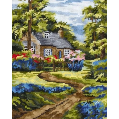 ANCHOR NEEDLEPOINT TAPESTRY KIT MR841