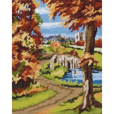 ANCHOR NEEDLEPOINTTAPESTRY KIT MR843