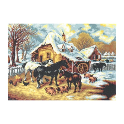 Counted Cross Stitch Chart Book 2636r
