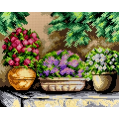 Counted Cross Stitch Chart Book 2411h