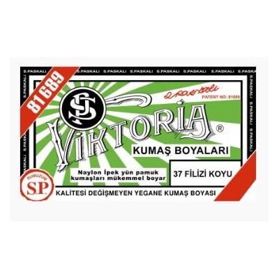 Viktoria Kumaş Boyası, 37 KOYU FİLİZİ