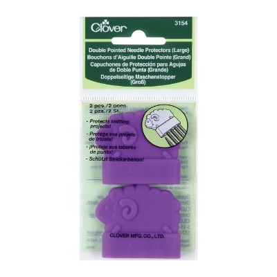 CLOVER NEEDLE PROTECTORS 3154
