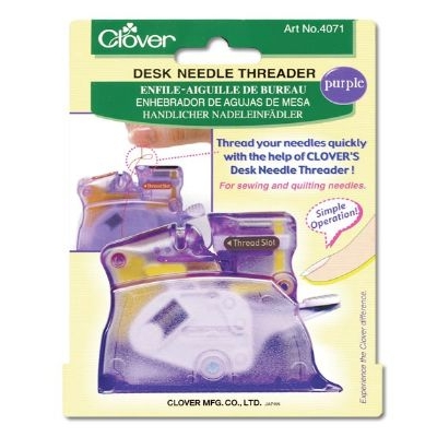 CLOVER AUTOMATIC NEEDLE THREADER 4071