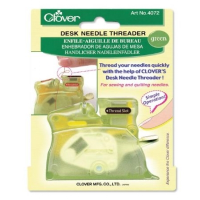 CLOVER AUTOMATIC NEEDLE THREADER 4072