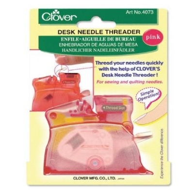 CLOVER AUTOMATIC NEEDLE THREADER 4073