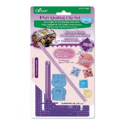 CLOVER PUFF QUILTING SETS 8400