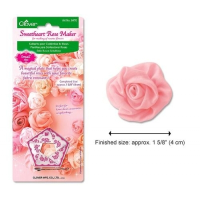 CLOVER SWEETHEART ROSE MAKERS SMALL 8470