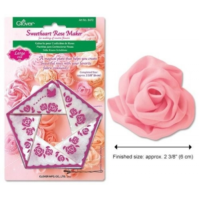 CLOVER SWEETHEART ROSE MAKERS LARGE 8472
