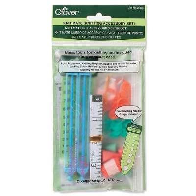 CLOVER KNITTING ACCESSORY SET 3003