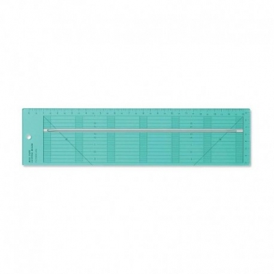 CLOVER BIAS TAPE CUTTING RULER 57-924