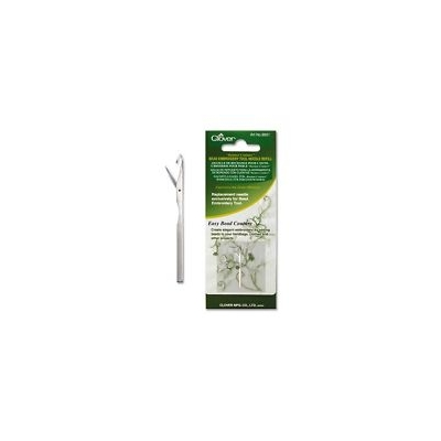 CLOVER BEAD EMBROIDERY TOOL NEEDLE REFILL 9901