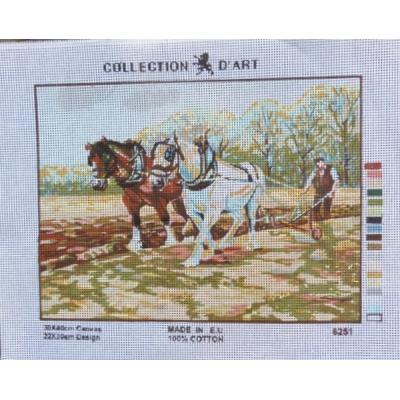 30x40 cm COLLECTION D'ART BASKILI GOBLEN 6251