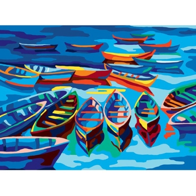 40x50 cm COLLECTION D'ART BASKILI GOBLEN 10481