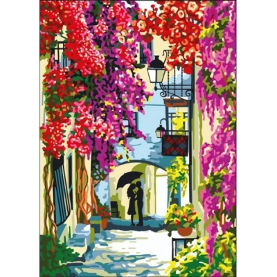60x80 cm COLLECTION D'ART PRINTED CANVAS 12995