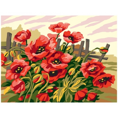 40x50 cm COLLECTION D'ART PRINTED CANVAS 10487