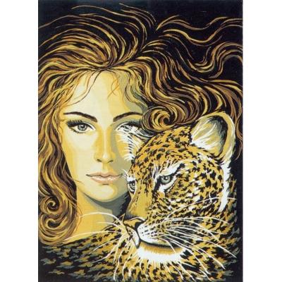 50x60 cm COLLECTION D'ART BASKILI GOBLEN 11370