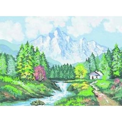 40x50 cm COLLECTION D'ART BASKILI GOBLEN 10321