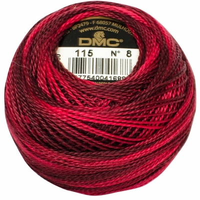 DMC Pearl Cotton 115 (No:8)