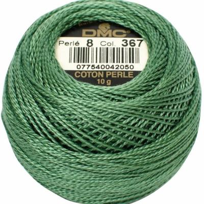 DMC Pearl Cotton 367 (No:5-8)