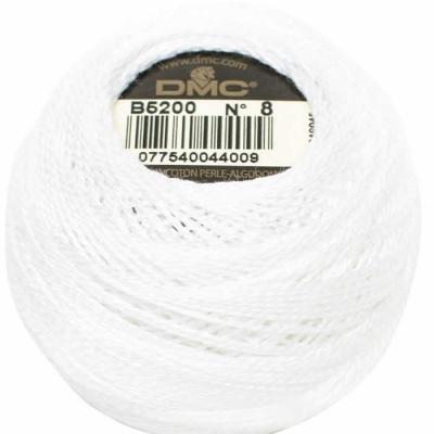 DMC Pearl Cotton B5200 (No:5-8-12)