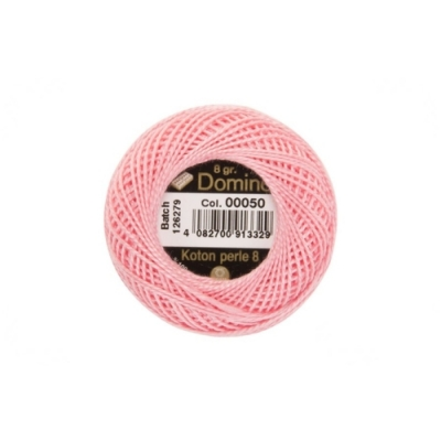 Domino Cotton Perle 50, 8-12 Number