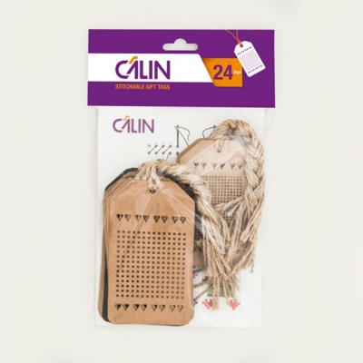 Stitchable Gift Tags (24 pieces)