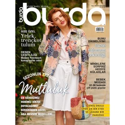 BURDA SEWING MAGAZINE AUGUST 2021/8