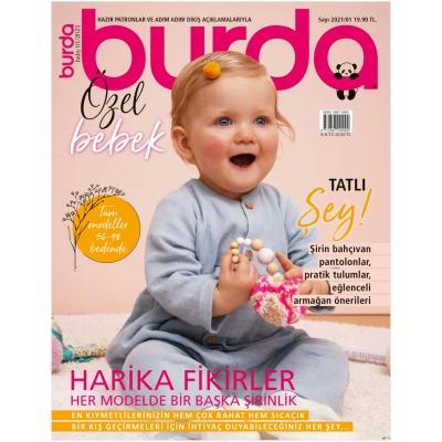 BURDA BABY MAGAZINE 2021/1