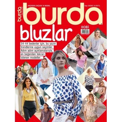 BURDA BLUZLAR DERGİSİ 2020/3