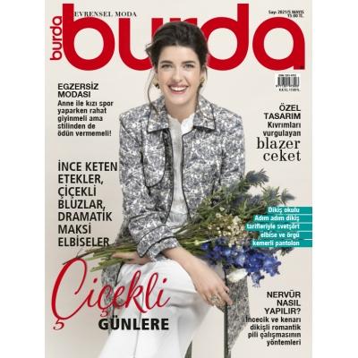 BURDA SEWING MAGAZINE MAY 2021/5