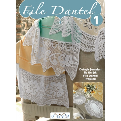 TUVA LACE BOOK 1