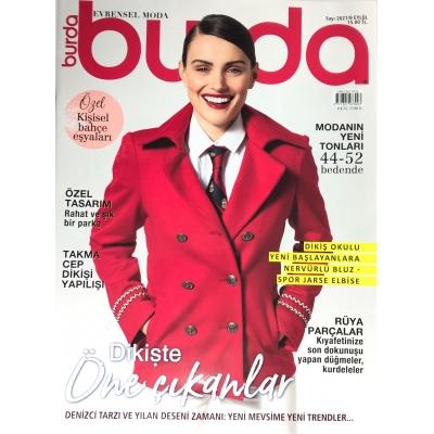 BURDA SEWING MAGAZINE SEPTEMBER 2021/9