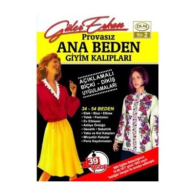 GULER ERKAN'S SEWING MAGAZINE 2nd