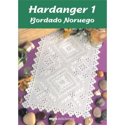 Hardanger İspanyol Nakış Dergisi 1