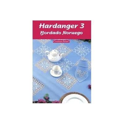 Hardanger İspanyol Nakış Dergisi 3