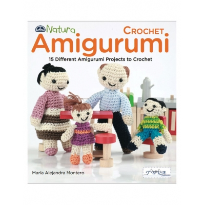 CROCHET AMİGURUMİ BOOK