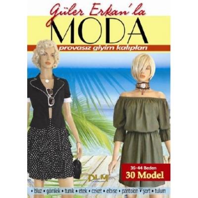 GULER ERKAN MODA-1 SEWING MAGAZINE