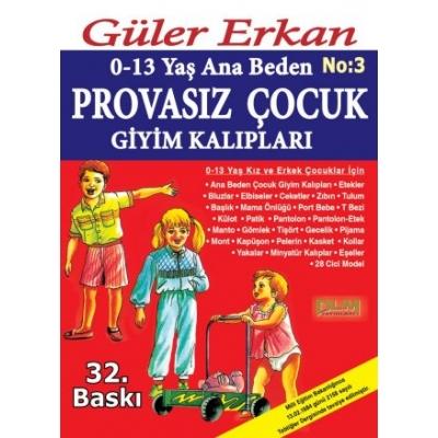 GULER ERKAN'S SEWING MAGAZINE 3rd