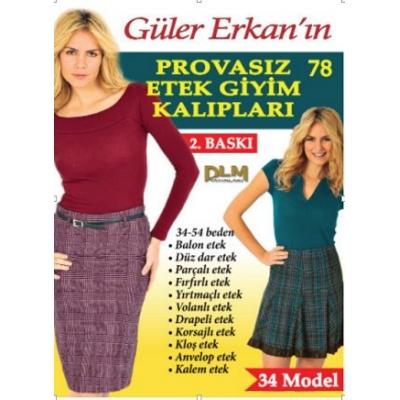GULER ERKAN'S SEWING MAGAZINE 78th