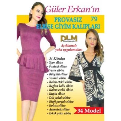 GULER ERKAN'S SEWING MAGAZINE 79th