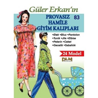 GULER ERKAN'S SEWING MAGAZINE 83rd