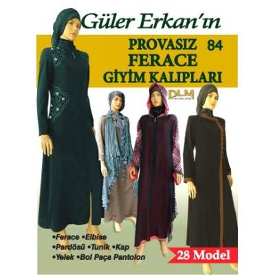 GULER ERKAN'S SEWING MAGAZINE 84th