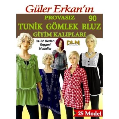 GULER ERKAN'S SEWING MAGAZINE 90th