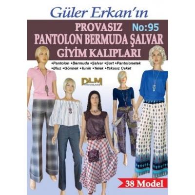 GULER ERKAN'S SEWING MAGAZINE 95th