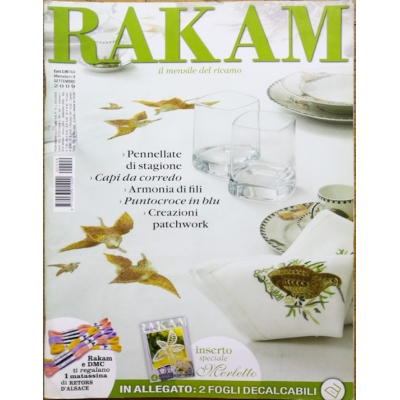 RAKAM MAGAZINE APRIL 2010