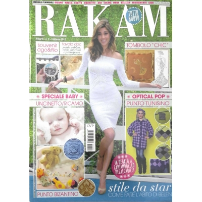 RAKAM MAGAZINE FEBRUARY 2015