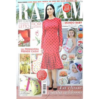 RAKAM MAGAZINE MARCH 2015