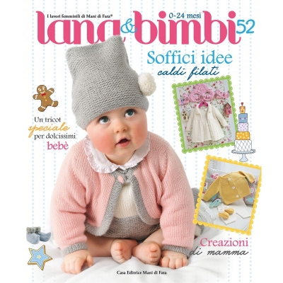 Lana Bimbi Örgü Dergisi 52